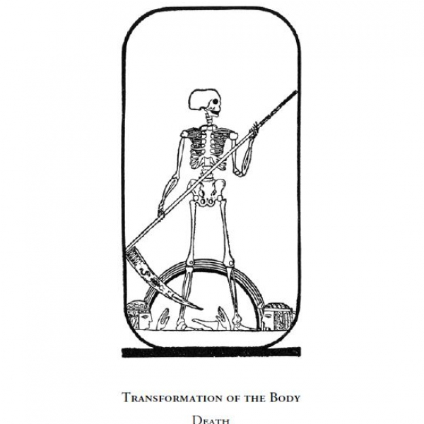 Transformation of the Body - Death (Arcanum No. XIII)