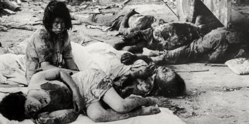 The Effects of Nuclear Bomb on Hiroshima and Nagasaki Entities