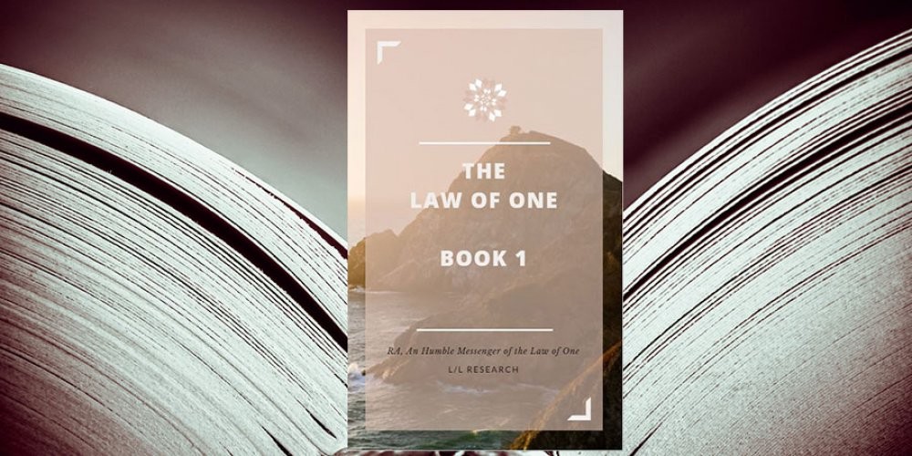 Law of One - Book 1