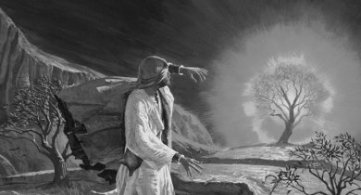 "How Negative Forces Uses 'Fiery Phenomenon' to Fool Ancient Prophets to Portray Them as ""God"""