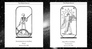 Brief Analysis of The 13th & 14th Archetype: Transformation of The Body and The Great Way of The Body