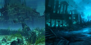A Brief History of Atlantis and Lemuria