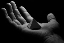 A Portable Pyramid and Its Proportion