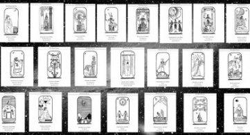 The Origin and Basic Principle of The Tarot