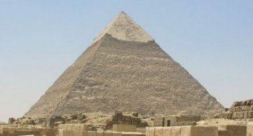 The Intersection Points Inside a Pyramid Shape Which Unifies Space/Time and Time/Space Continuum