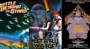 'Star Wars' & 'Battle Beyond The Stars' Movies
