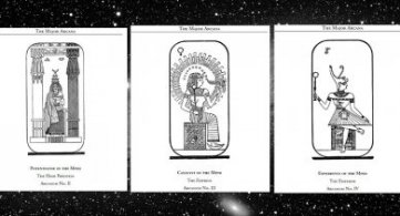Brief Analysis of 2nd, 3rd & 4th Archetypes: The High Priestess, The Empress & The Emperor