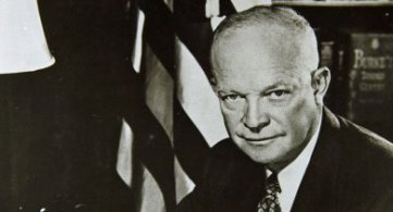 Dwight Eisenhower and Alien Contact