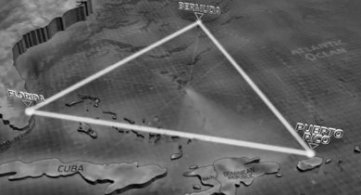 The 'Bermuda Triangle' Anomalies and Phenomenon