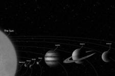 Metaphysical Description of Our Solar System